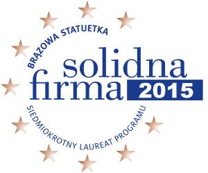Brązowa Statuetka Herbapol Wrocław - Solidna Firma