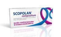 Scopolan compositum, lek OTC