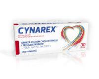 Cynarex opakowanie