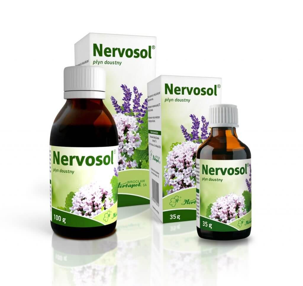 Nervosol - płyn doustny