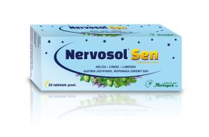 Nervosol Sen, tabletki
