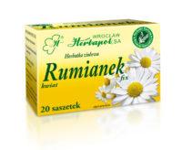 Herbatka ziołowa Rumianek fix, Herbapol Wrocław