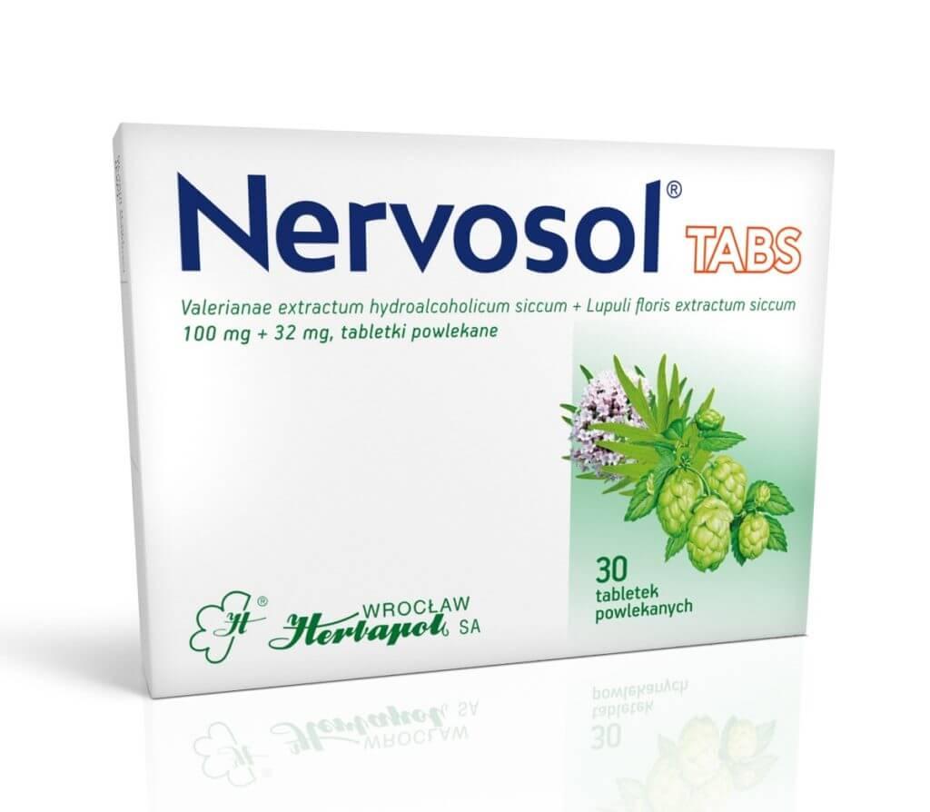 Nervosol TABS