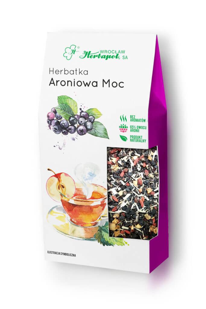 Herbatka Aroniowa Moc