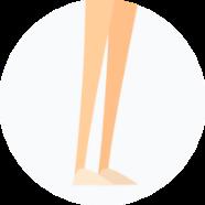 Nogi - Układ żylny