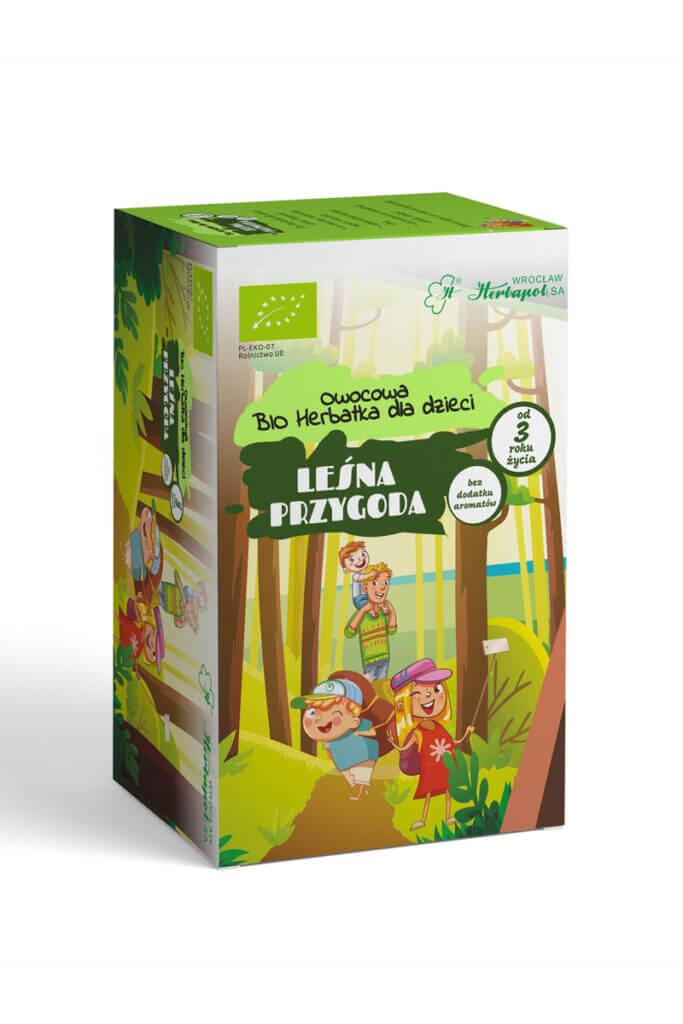 Bio Herbatka Leśna Przygoda